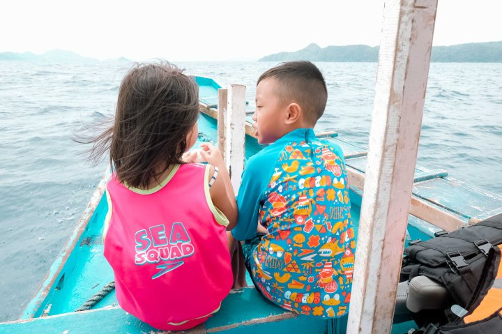 Trip to Coron, Palawan with kids