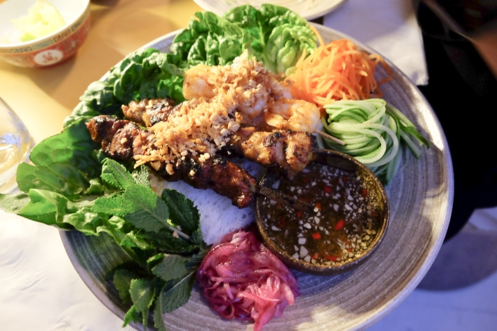 Mam Notting Hill: Vietnamese barbecue packed with flavour
